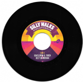 Onward Riddim: Gentleman & Torch - Keep On Moving /  King Mas - Big Banking (Silly Walks) 7""